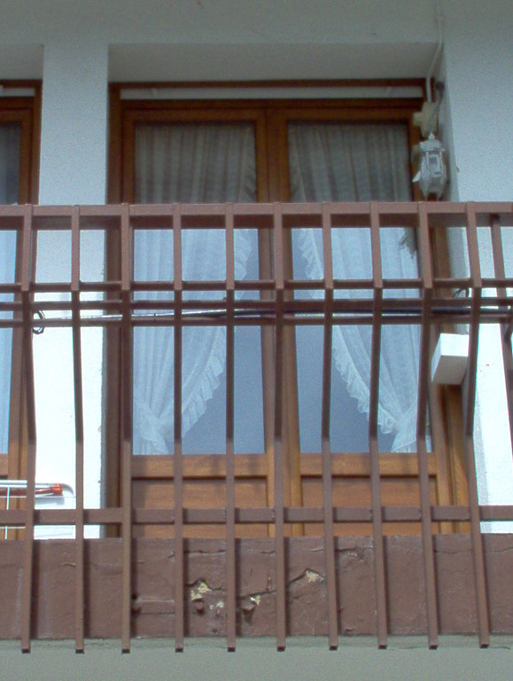 Puerta balconera Kommerling de Elegance de Cotec