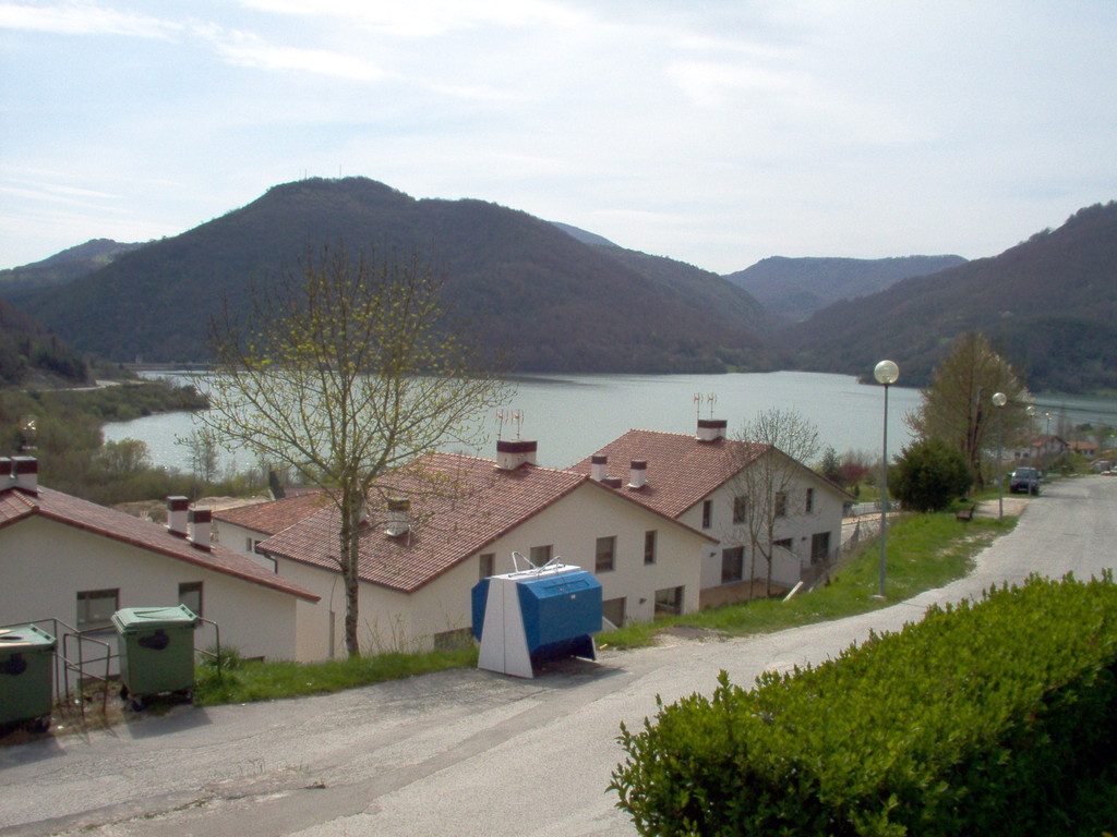 Trabajos en Eugui, Navarra