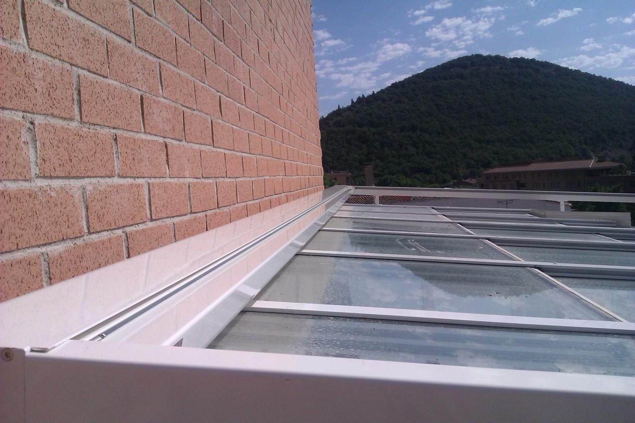 toldo veranda para porche