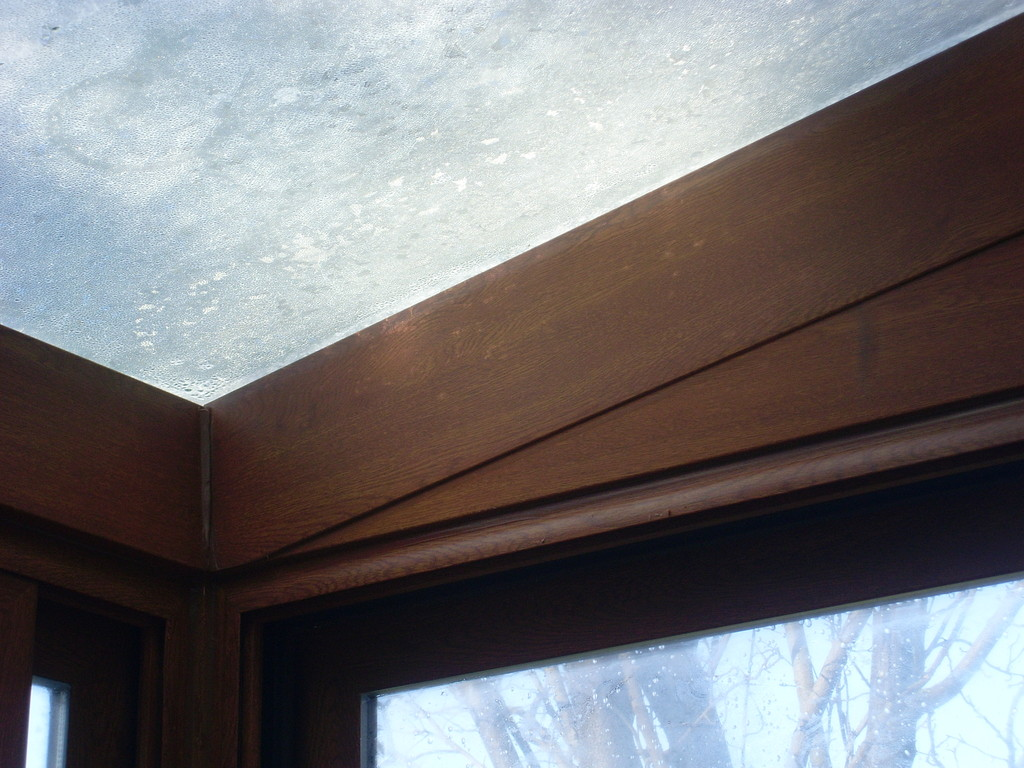 Colocación techo cristal Pamplona