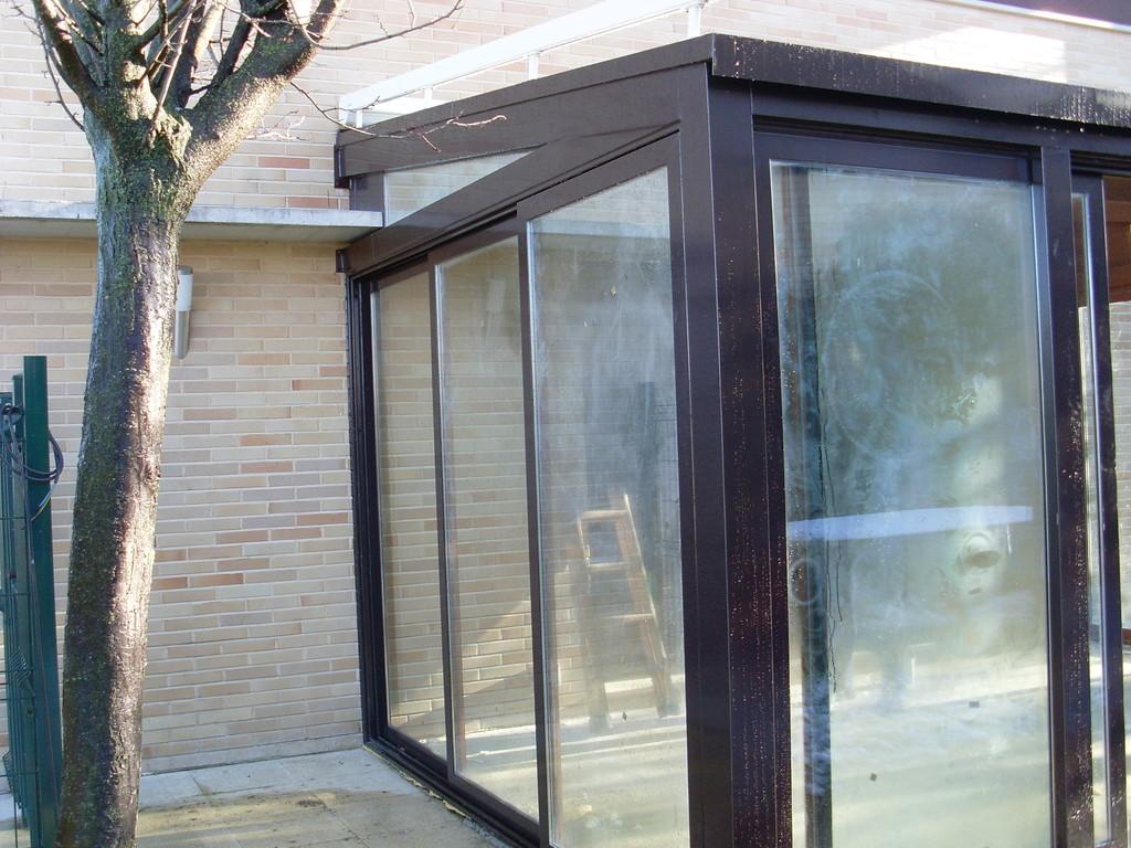 Cerramiento aluminio vidrio