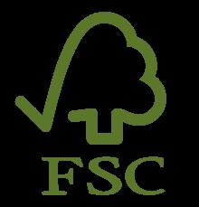 aus nachhaltiger Forstwirtschaft