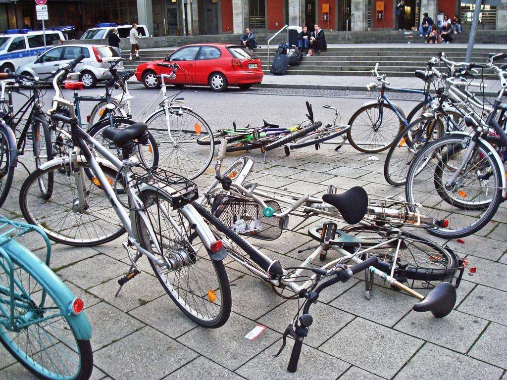 Allemagne, vélos