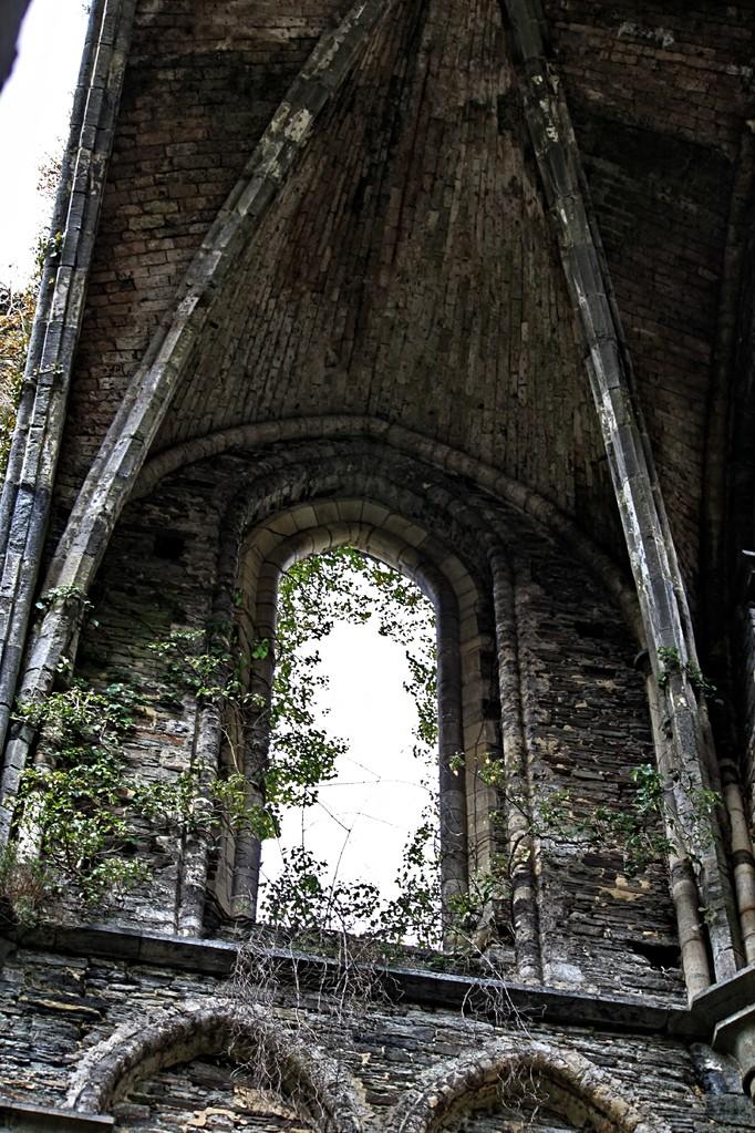 Abbaye Villers la Ville
