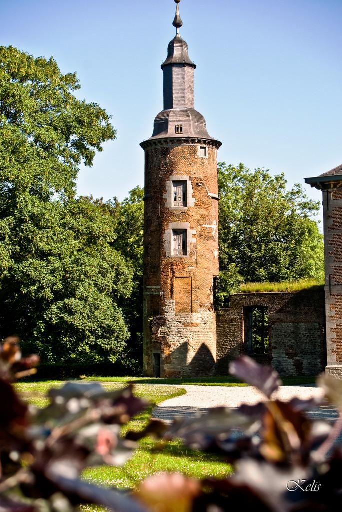 Chateau de Trazegnes
