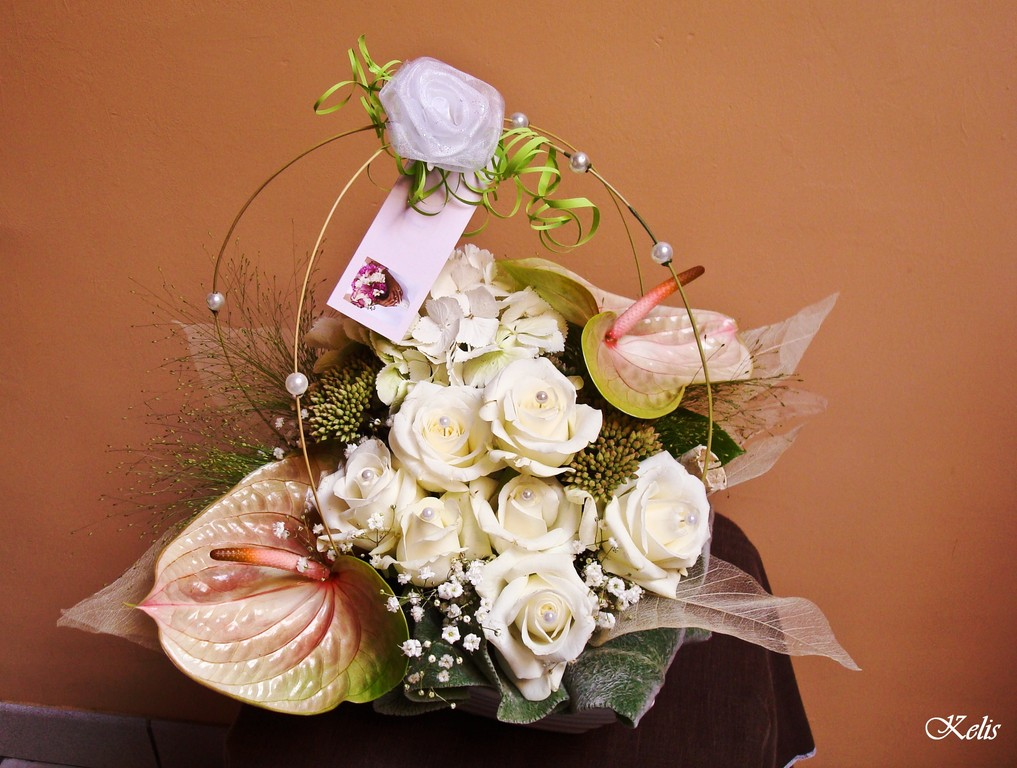 Composition florale classique