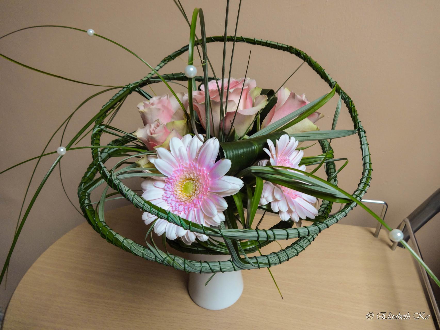 art floral, bouquet
