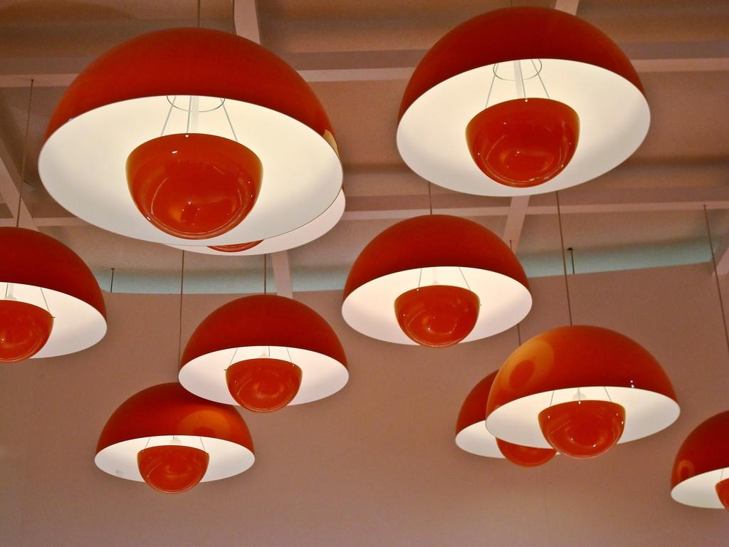 Allemagne,  lampes