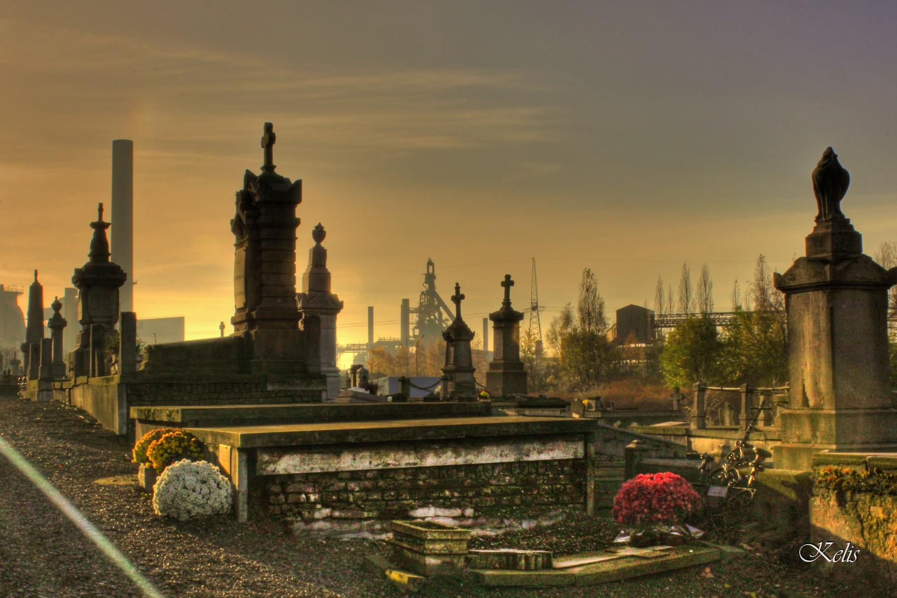 cimetière de Dampremy
