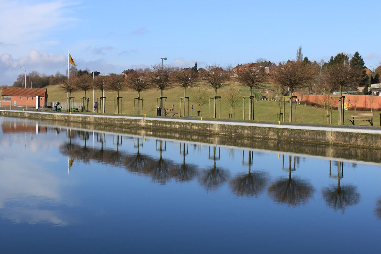 Canal du Centre (Strépy)