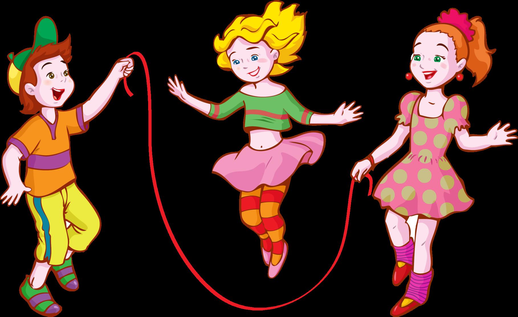 Подвижные игры картинки детям