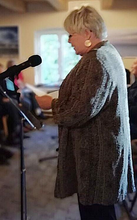 Anna Fietz zeigt ihre lyrische Ader