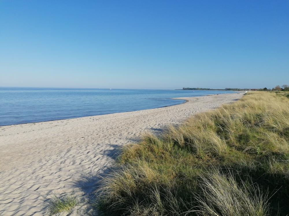Strandfeeling am Abend - genau das Richtige zum Runterkommen ...