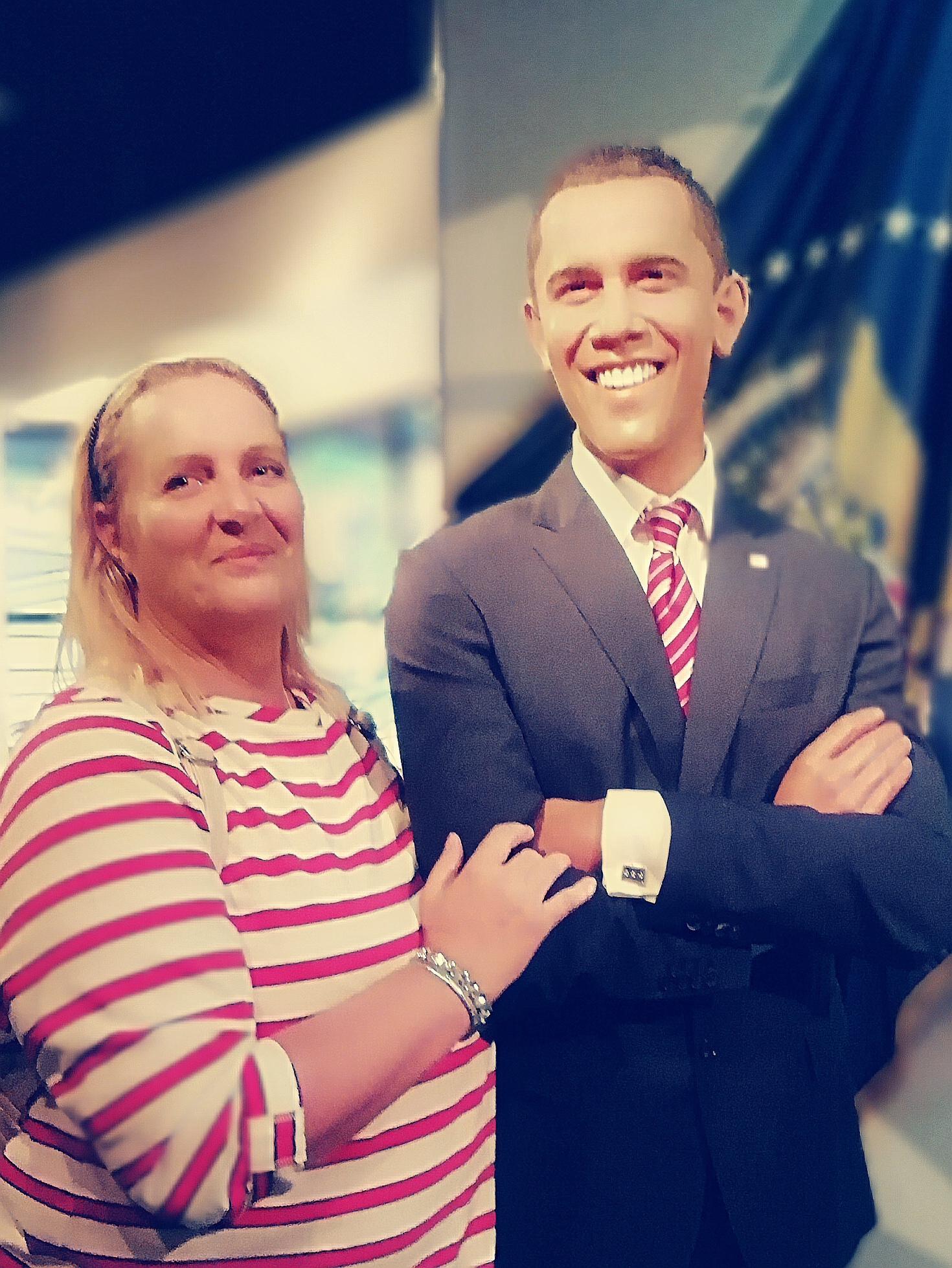 Ein Präsident, den ich sehr vermisse ...