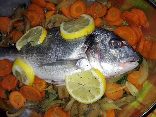 Commandez votre panier extra-frais de fruits de mer et poissons !