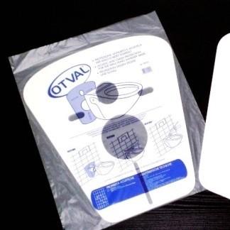 Art. 00101 protezione antiturto acustica per sanitari sospesi