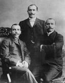 Die Gebrüder Joseph, Johannes und Jacob aus Niederbayern