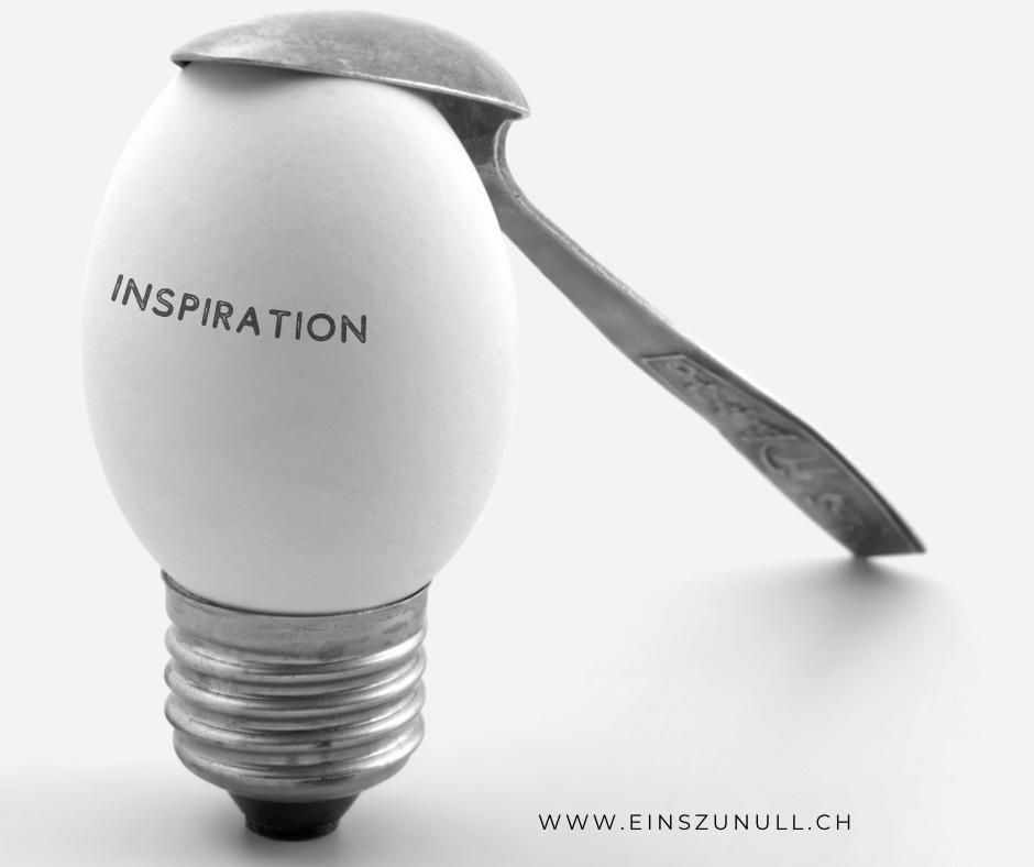 Du bist (m)eine Inspiration!