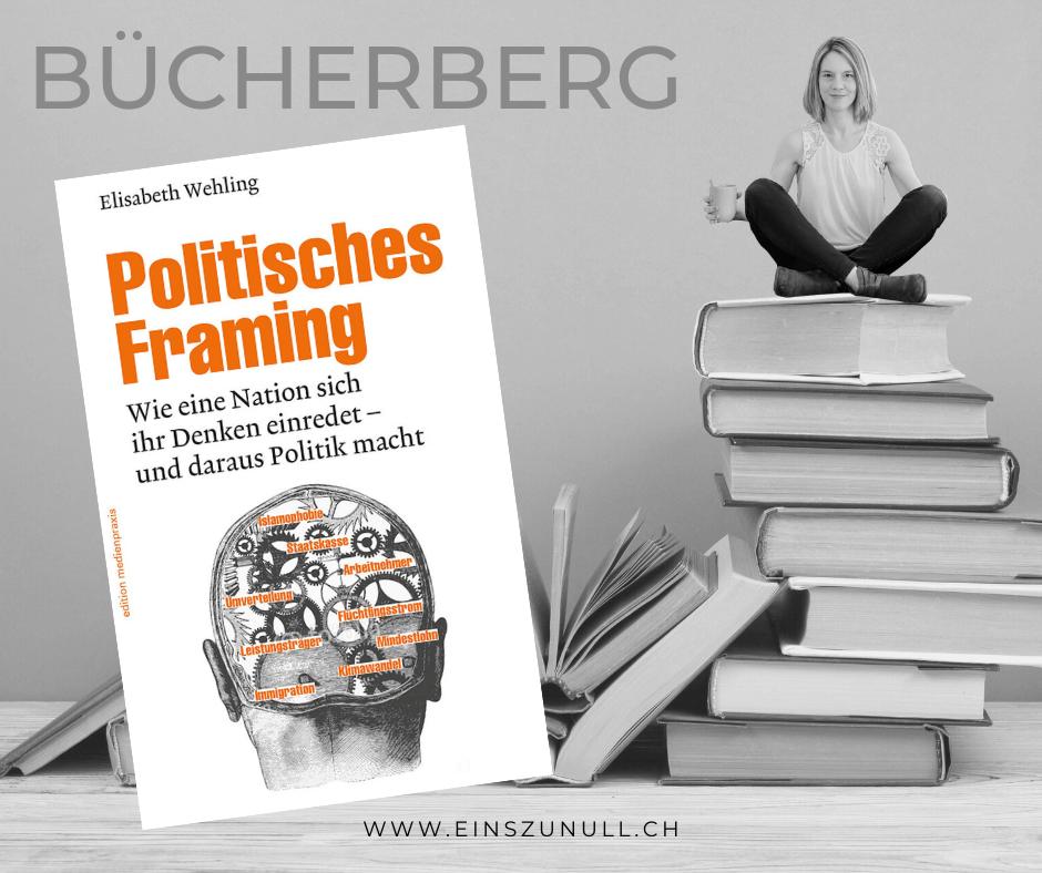 Politisches Framing: Wie eine Nation sich ihr Denken einredet – und daraus Politik macht (Wehling, 2018)