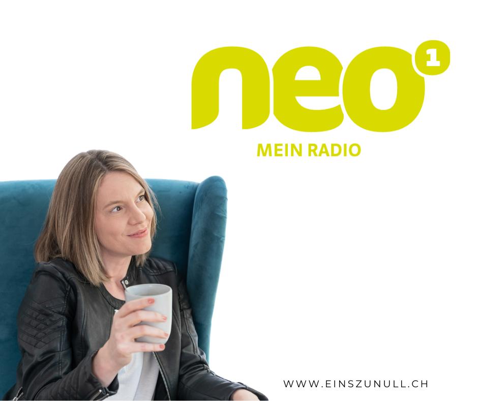 «Vo Mönsche u Gschichtä, vom Läbe vo hie»: Mein Interview bei Radio neo1