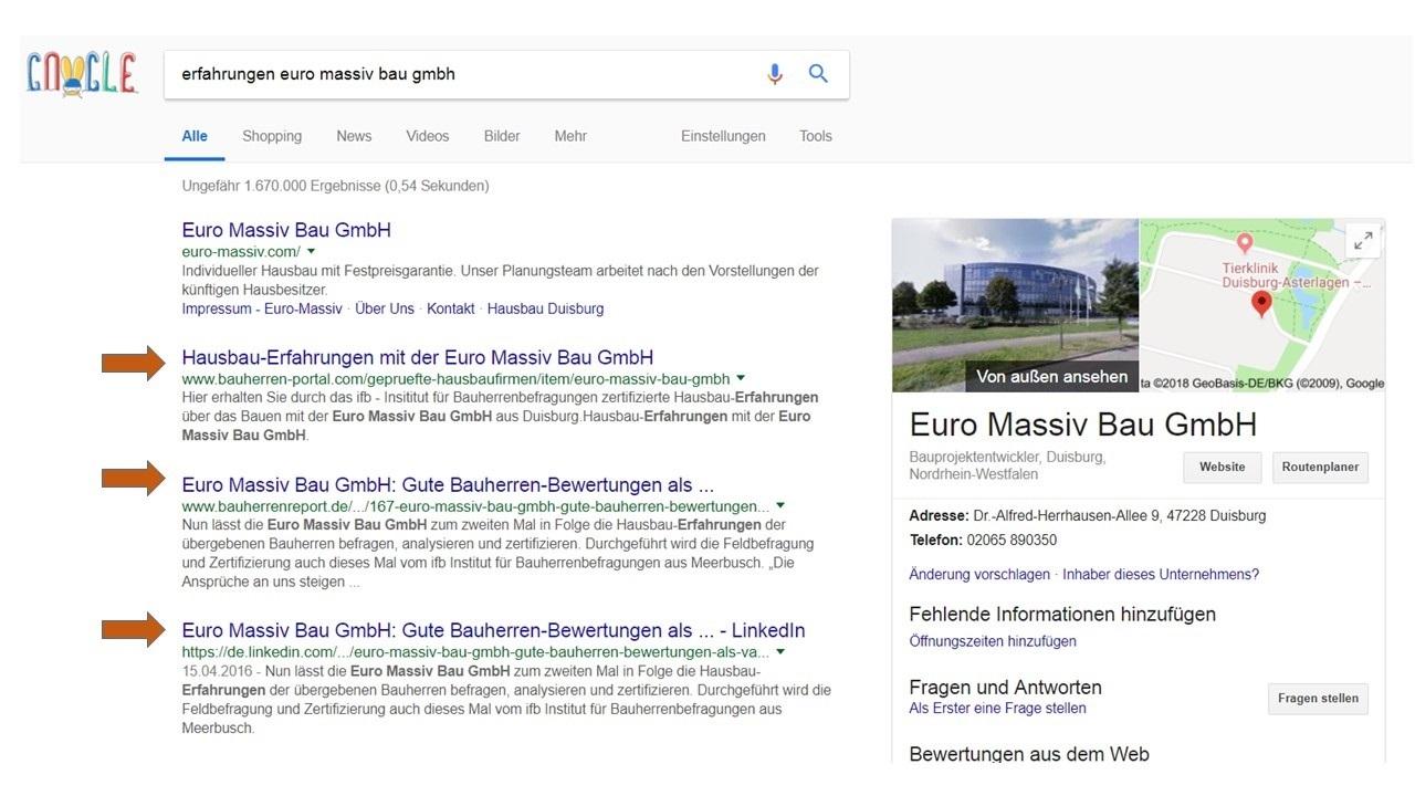 BAUHERREN-PORTAL: Top-Ranking bei Google & Co. für mehr qualifizierte Bauinteressenten