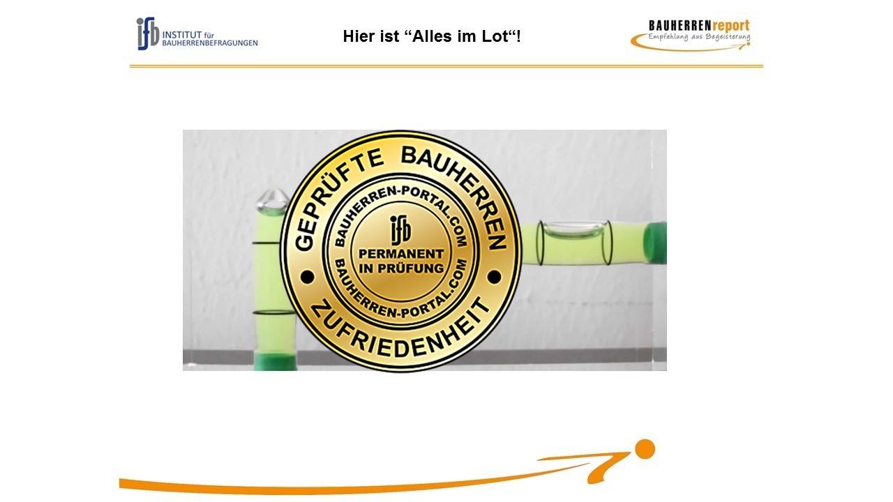 BAUHERRENreport GmbH: Wirksame und nachhaltige Abgrenzung des Bauunternehmens