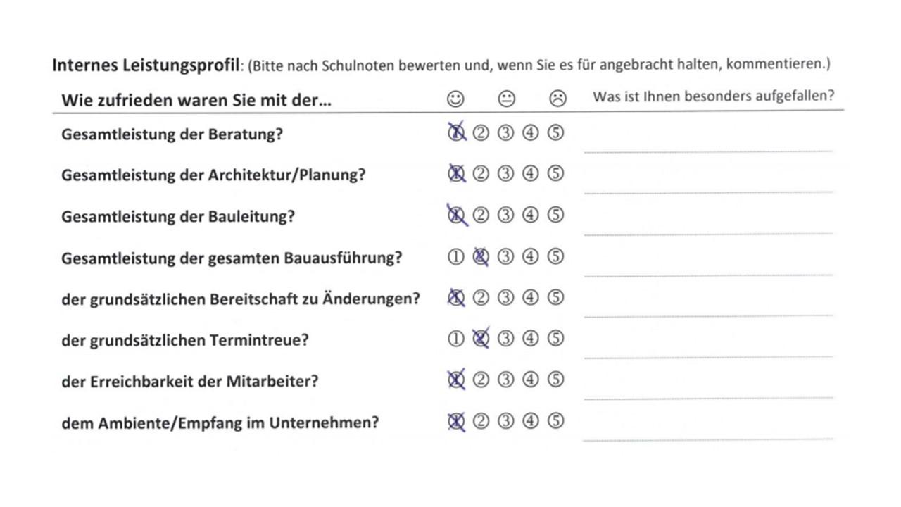 BAUHERRENreport GmbH: Qualitätsmanagement mit Empfehlungs-Management verbinden
