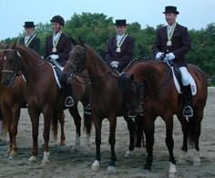 Rv Drosendorf bei der Landesmeisterschaft (2. Platz)