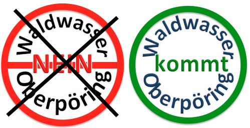 Gemeinderat beschließt Anschluss an WaldWasser
