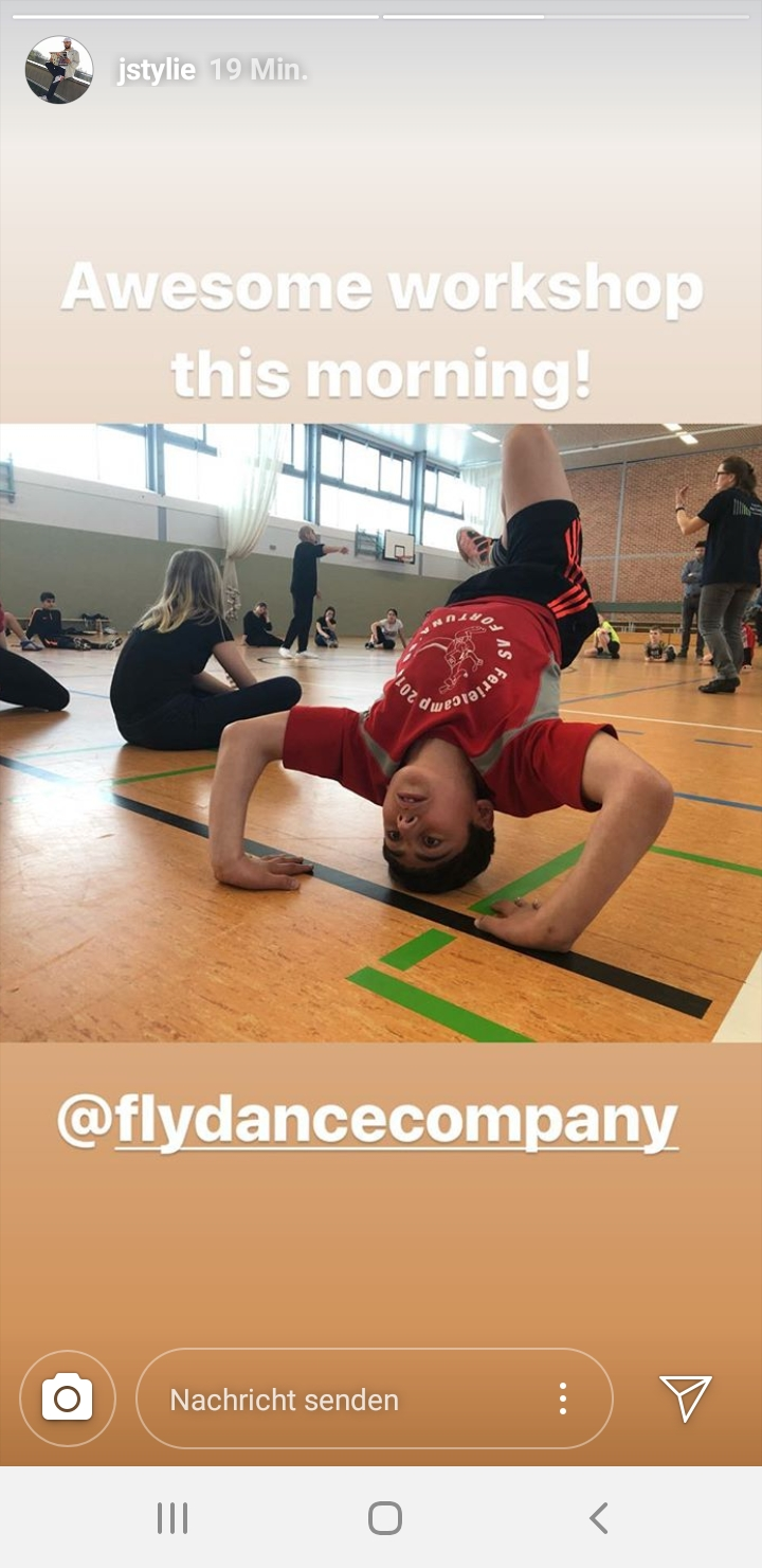 Instagram FlyDanceCompany