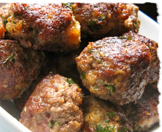 Boulettes de viande hachée