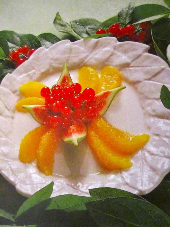 Mixe de fruits