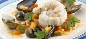Roulade aux fruits de mer