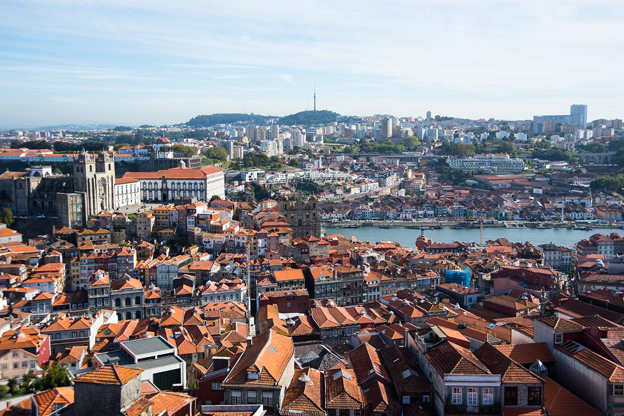 Porto: Altstadt
