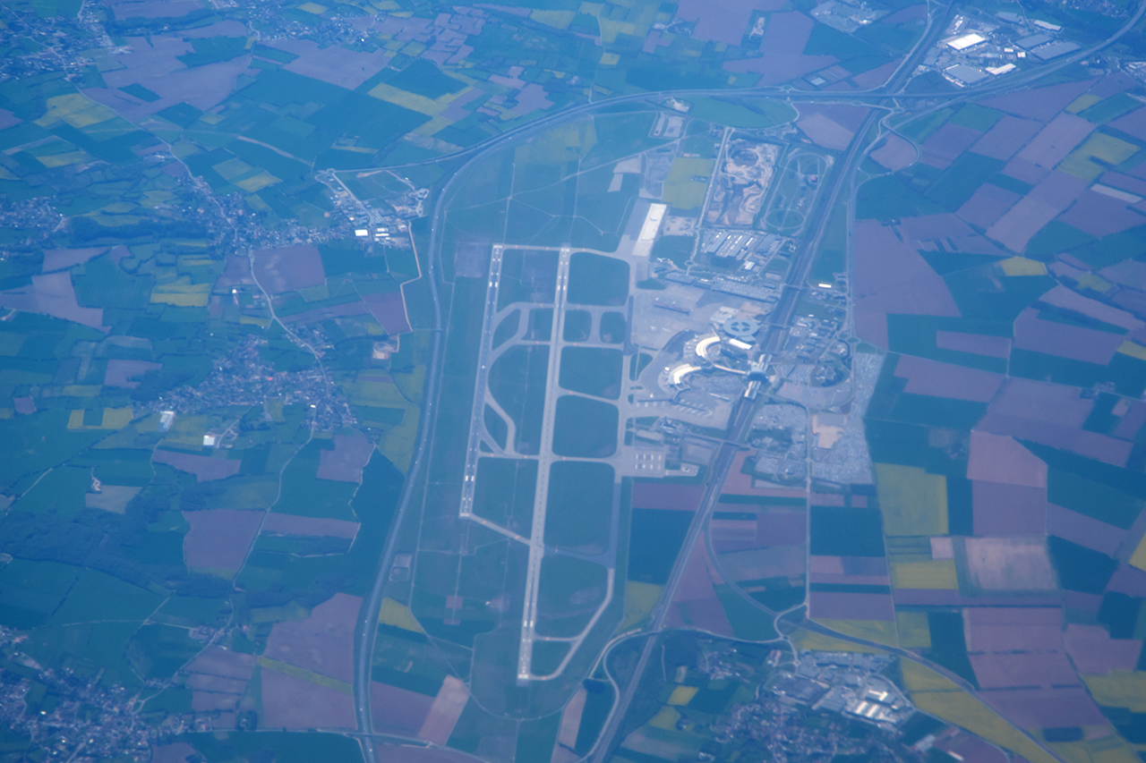 Flughafen Lyon