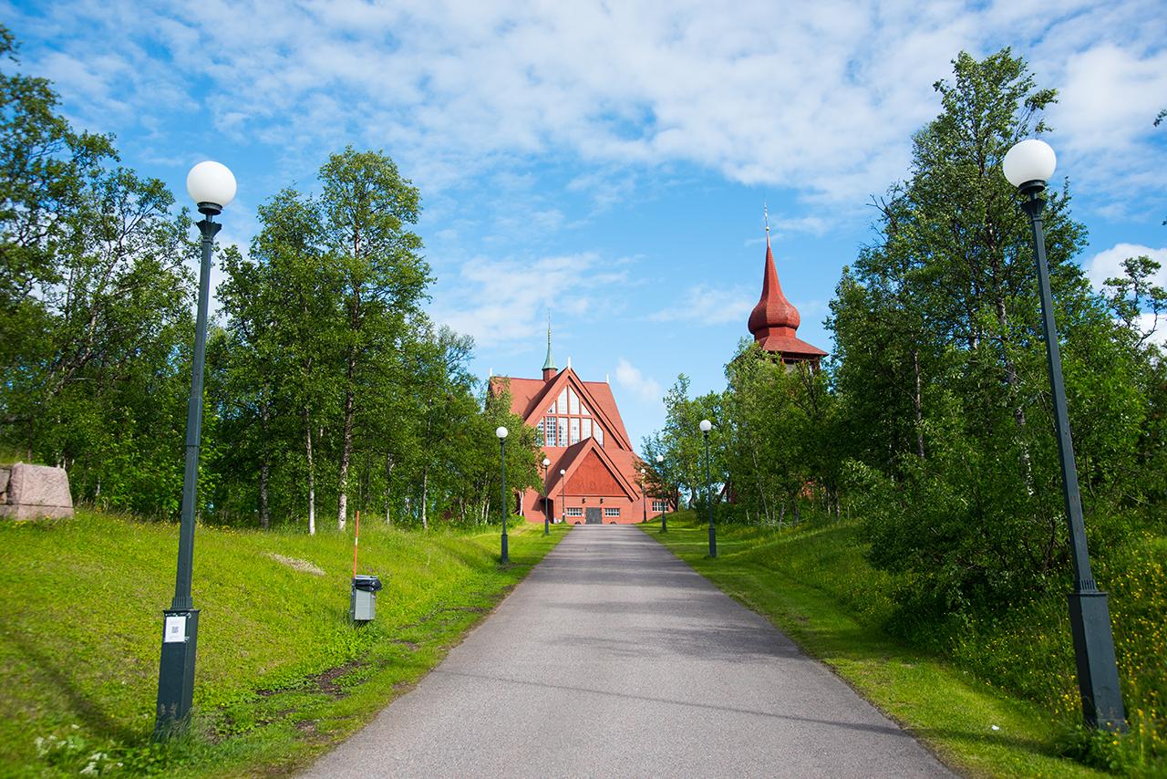 Kiruna (Schweden)