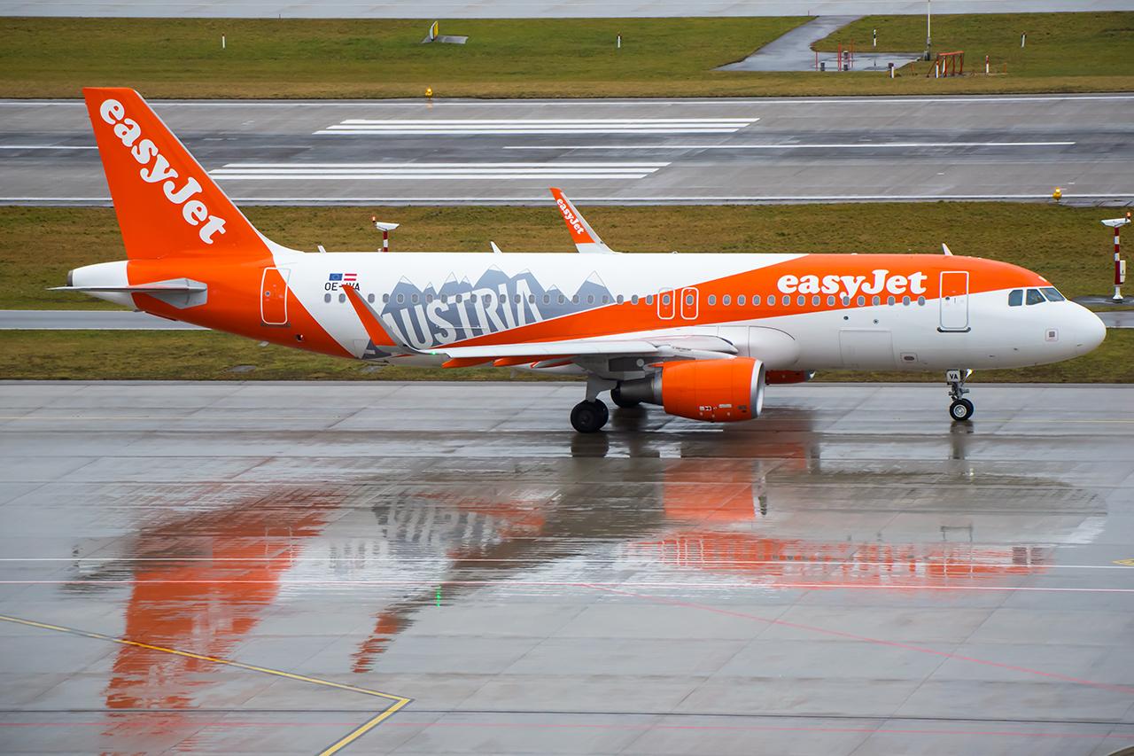 hello easyJet Austria!