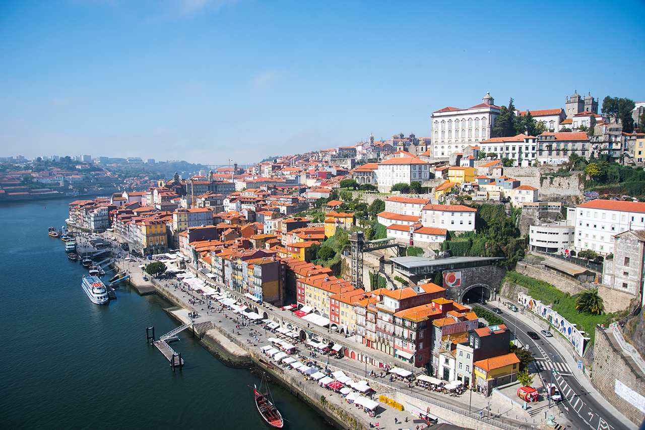 Porto: Douro und Altstadt
