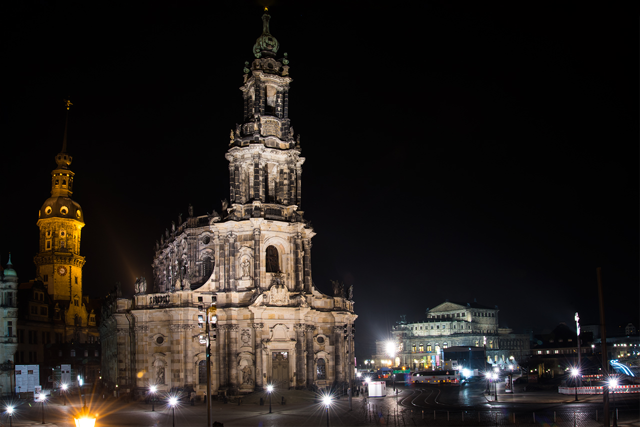 Dresden: Hofkirche