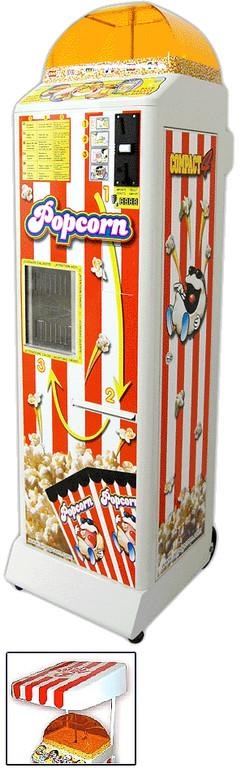 COMPACT - Popcorn Airpop Verkaufsautomat