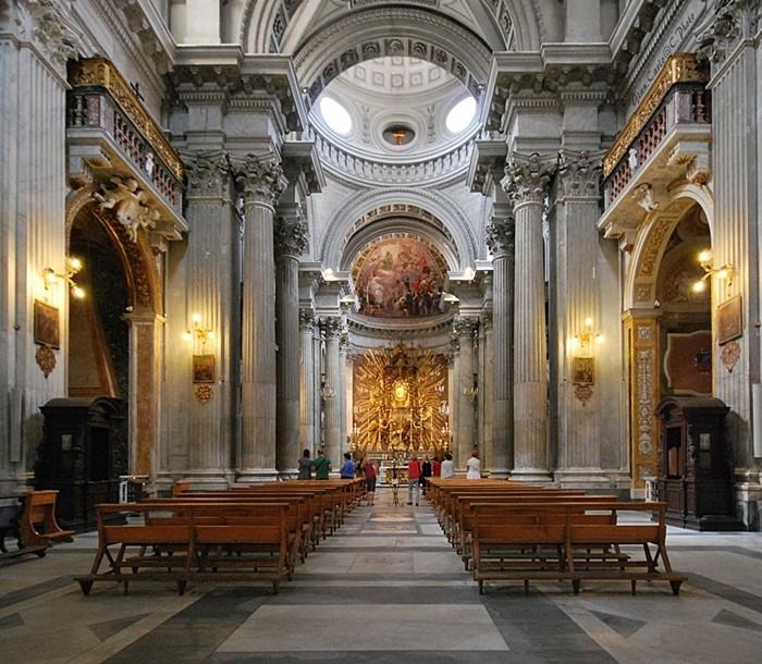 S.Maria al Portico D'Ottavia