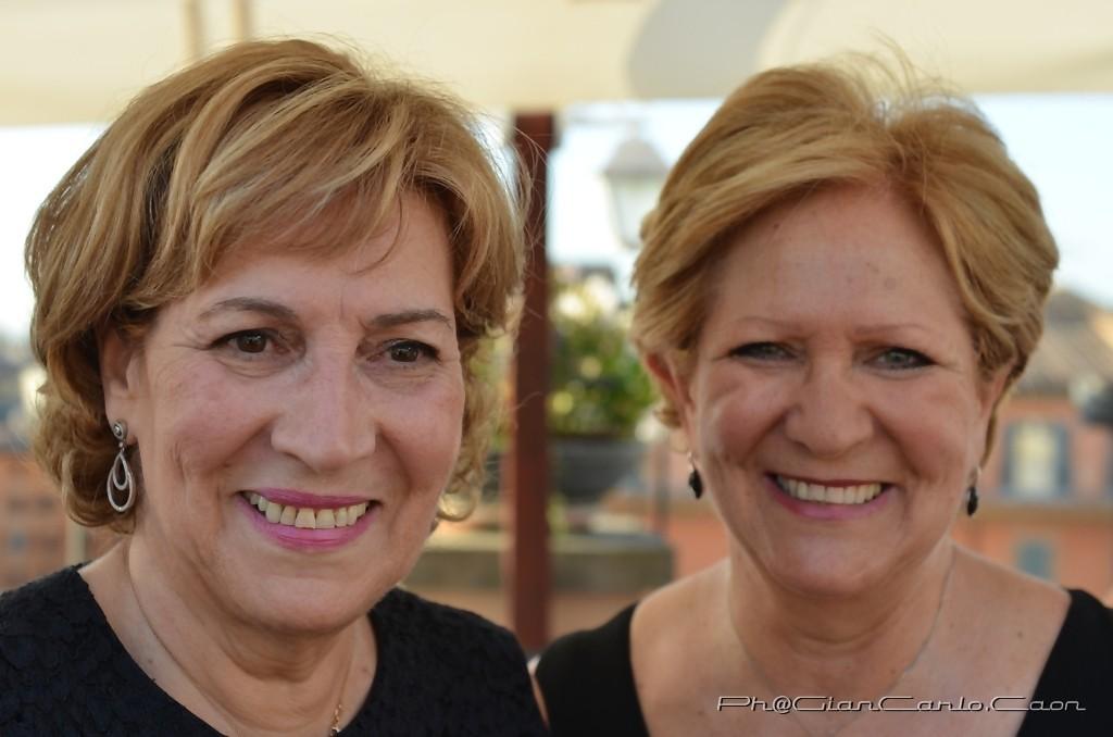 Leda e Miriam