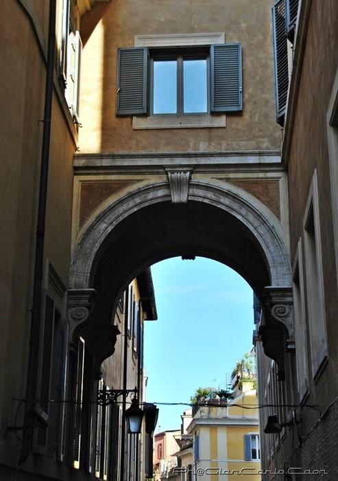 vicolo Scanderberg -Arco-