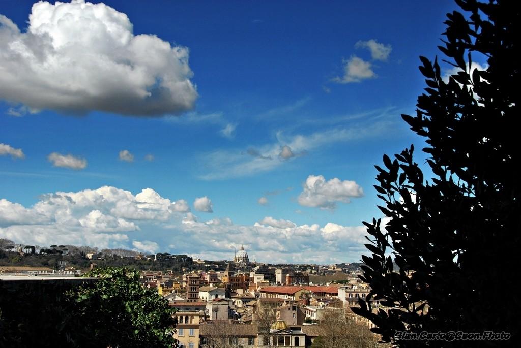 Roma e Nuvole