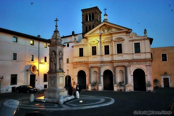 Chiesa San Bartolomeo Isola Tiberina