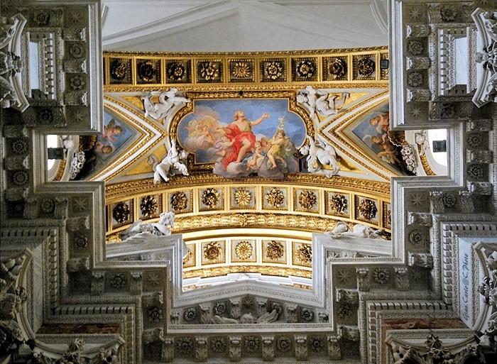 cappella a S.Maria al Portico D'Ottavia