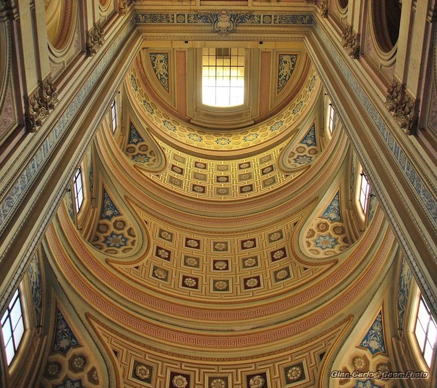 S. Alessio soffitto a Cassonetto