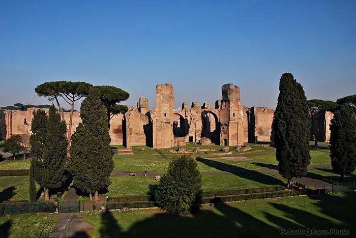 Caracalla Terme