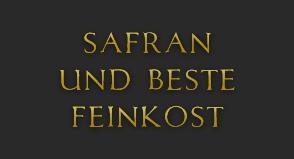Grafik: Unsere Safran Produkte im Online Shop von GOLDEN CAVIAR