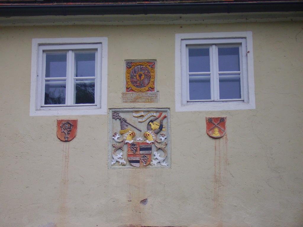 Mitleres Tor vor der Verschönerung durch die Altstadtfreunde (2008)